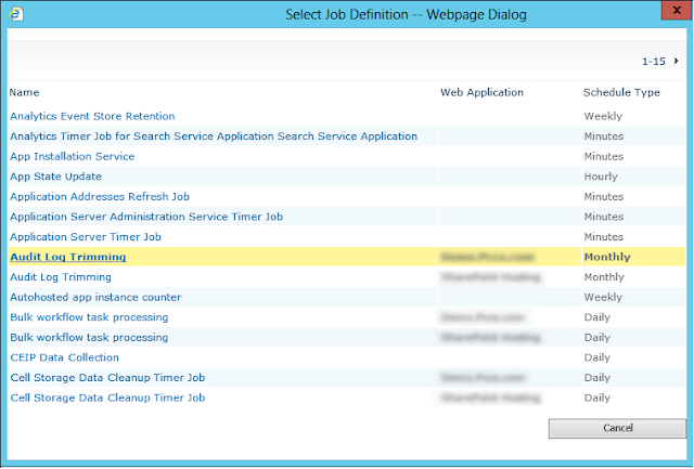 sharepoint 2010 get timer job history powershell