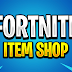 Fortnite Item Shop November 10, 2019