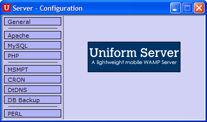 Free Open source: Uniform Server free download