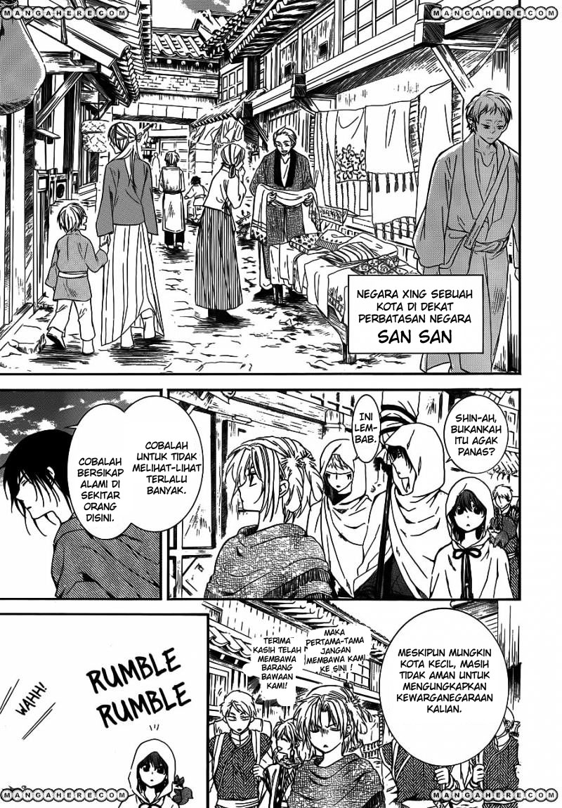 Dilarang COPAS - situs resmi www.mangacanblog.com - Komik akatsuki no yona 127 - chapter 127 128 Indonesia akatsuki no yona 127 - chapter 127 Terbaru 13|Baca Manga Komik Indonesia|Mangacan
