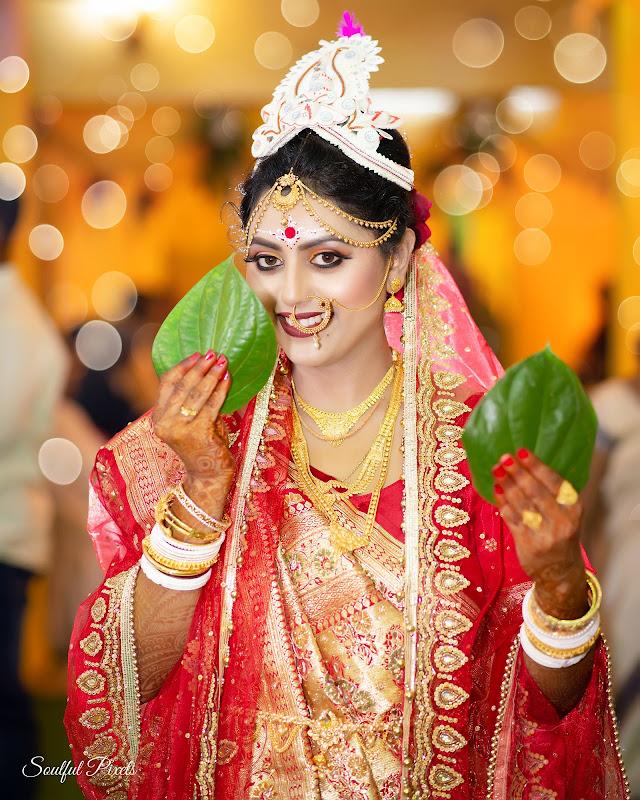 Beautiful Bengali Bride