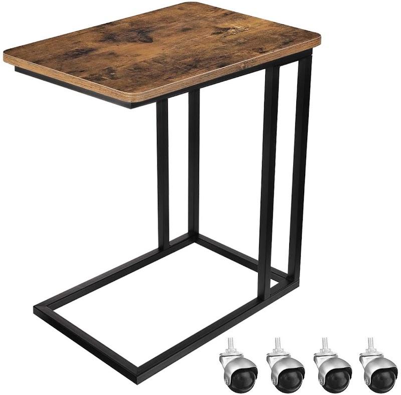 KingSo Side Table Sofa Table Mobile Snake Table 30.01% OFF