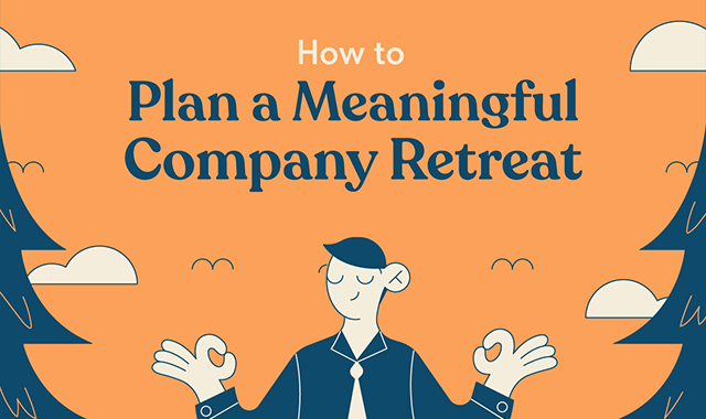 How to Plan a Company Retreat Without Losing Your Sanity #infographic
