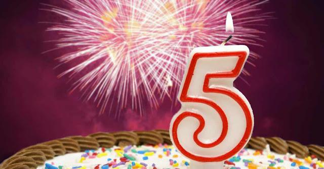 La classifica dei 10 post più visualizzati in 5 anni di Blog