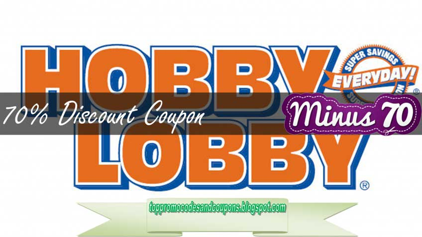 Free Promo Codes And Coupons 2020 Hobby Lobby Coupon