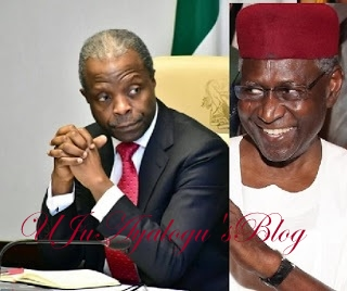 OSINBAJO: Kyari Leads Aso Rock Cabal To London Secret Meeting, Plot Fresh 'Coup' Against The Ag. President, Wants Him Down At All Cost