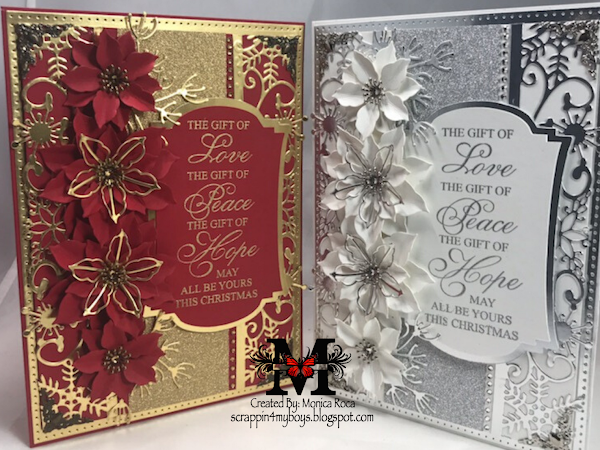 First Christmas Card of 2019 - Tutorial video included