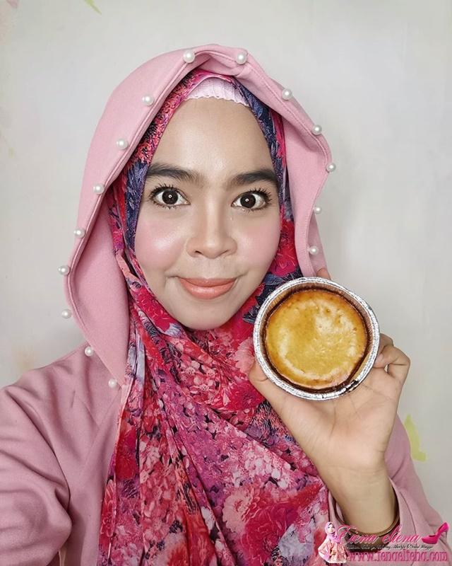 Durian Lava Cake