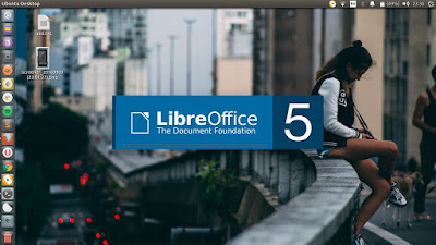 LibreOffice Splash Screen Design
