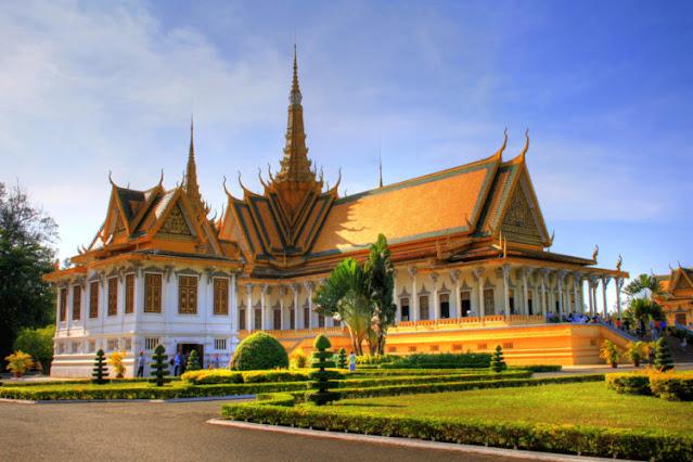 Palácio Real (Phnom Penh)