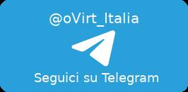 oVirt Italia su Telegram