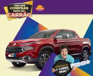 Cadastrar Promoção Assaí Itabaiana 2018 Suas Compras Valem Carrão