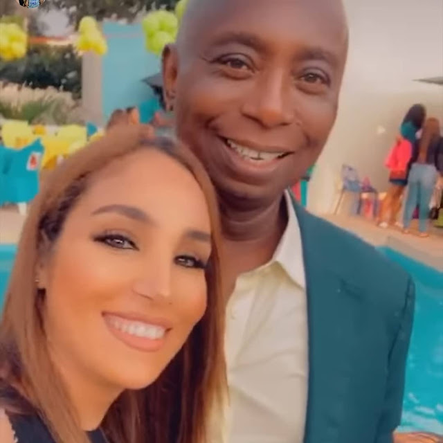In case you don't know them, here are the beautiful wives of billionaire, Ned Nwoko (Photos)