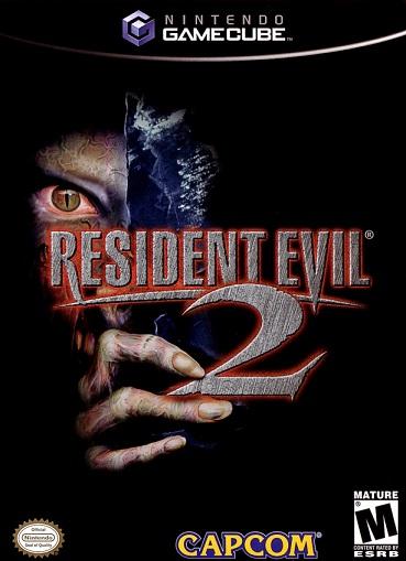 Resident Evil 2 ISO GC