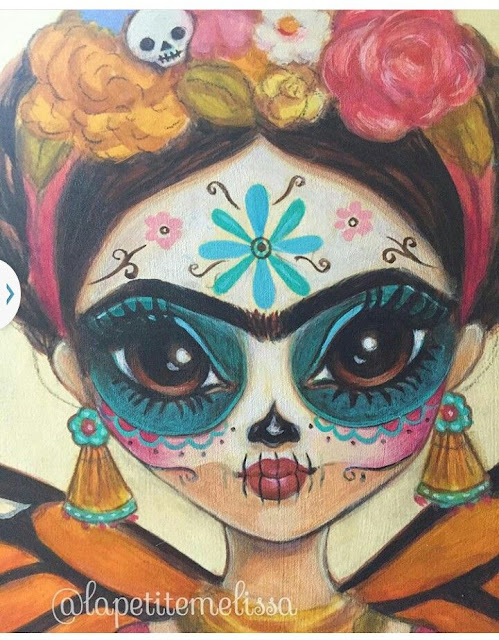 especial Viva México con Frida Kalho