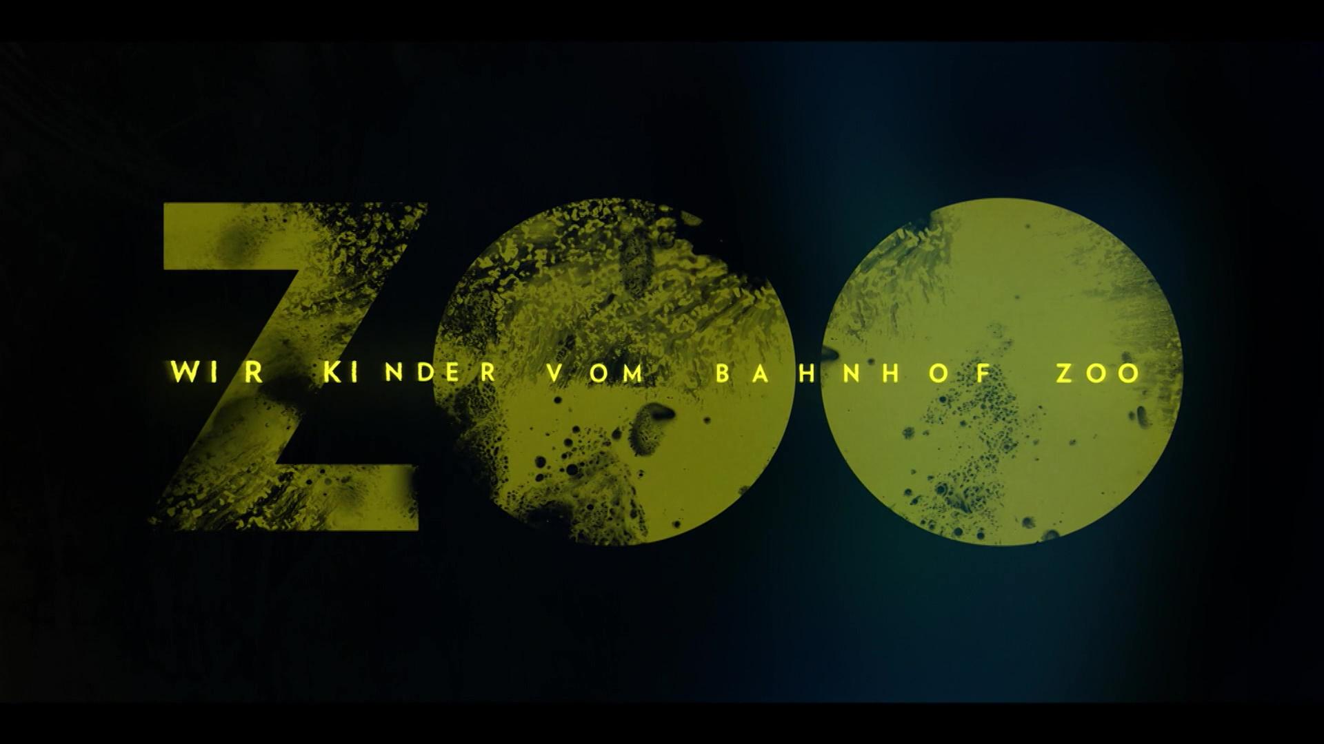 Nosotros los hijos de la estación del zoo (2021) Temporada 1 1080p WEB-DL Latino