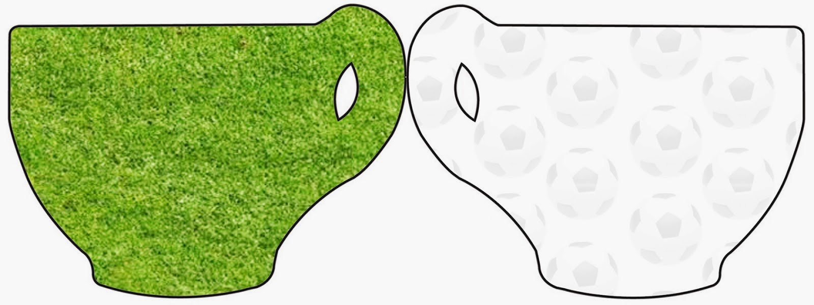 Campo de Fútbol: Tarjetas o Invitaciones para Imprimir Gratis ...