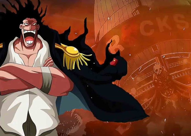 How Much Destruction Will Happen If Rocks Fight Yonko?