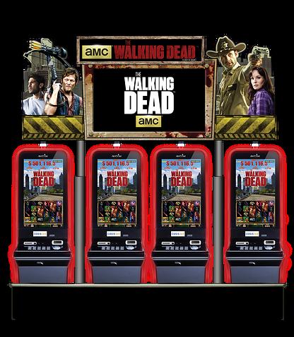 New Walking Dead Based Video Slot From Aristocrat Technologies