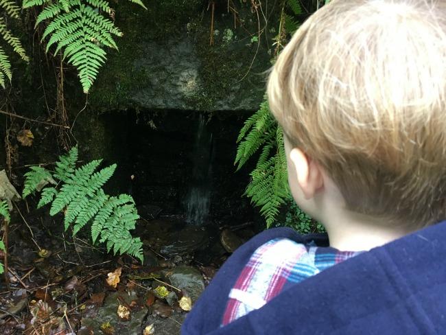 toddler-looking-at-waterfall