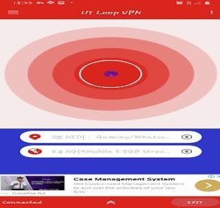 9mobile 3.5gb streaming UT Loop VPN