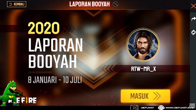 laporan booyah 2020