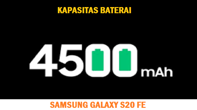 Samsung Galaxy S20 FE - Spesifikasi dan Harga