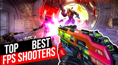 5+ Best Free Shooters Games for iOS and Android