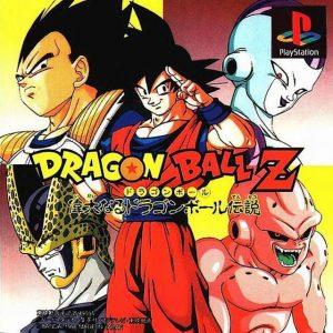 Baixar Dragon Ball Z: Idainaru/Densetsu (1996) PS1