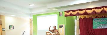 Wali Kota Tarakan Menghadiri Sekaligus Membuka Secara Resmi Seminar Nasional Pendidikan
