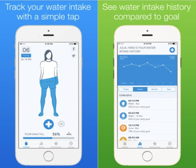 'Free App of the Week' that means you can download and enjoy this $2.99 worth WaterMinder® game at no charge(free) this week
