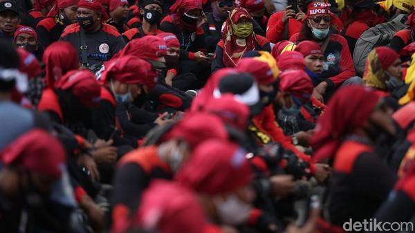Sederet Tuntutan Buruh yang Bakal Unjuk Rasa di Istana dan MK