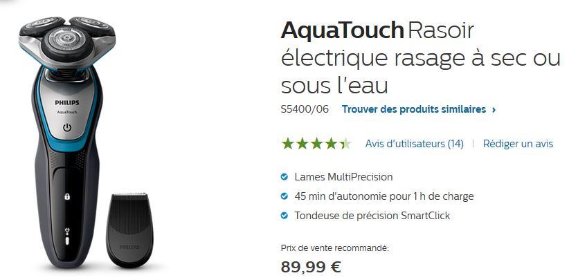 Mon blog parmi tant d 39 autres lechatmorpheus aquatouch - Rasoir electrique sous la douche ...