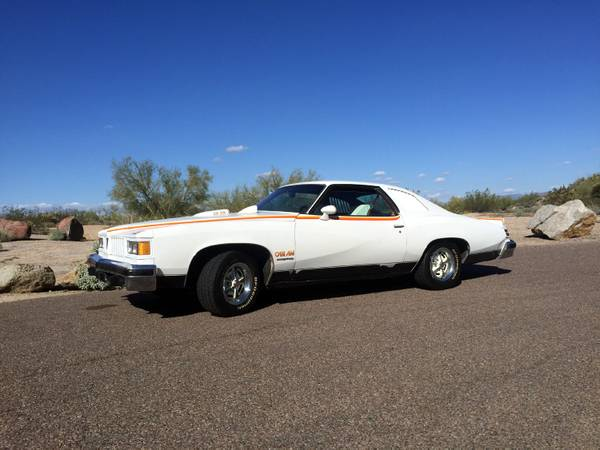 Ultra Rare 1977 Pontiac Can Am