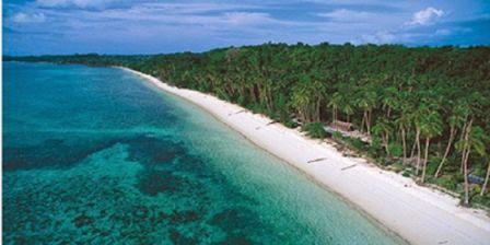 Pantai Tanjung Kasuari pantai tanjung kasuari di kota sorong