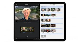 iMovie and Apple Clips Aplikasi Pengeditan Video Terbaik Untuk iPad