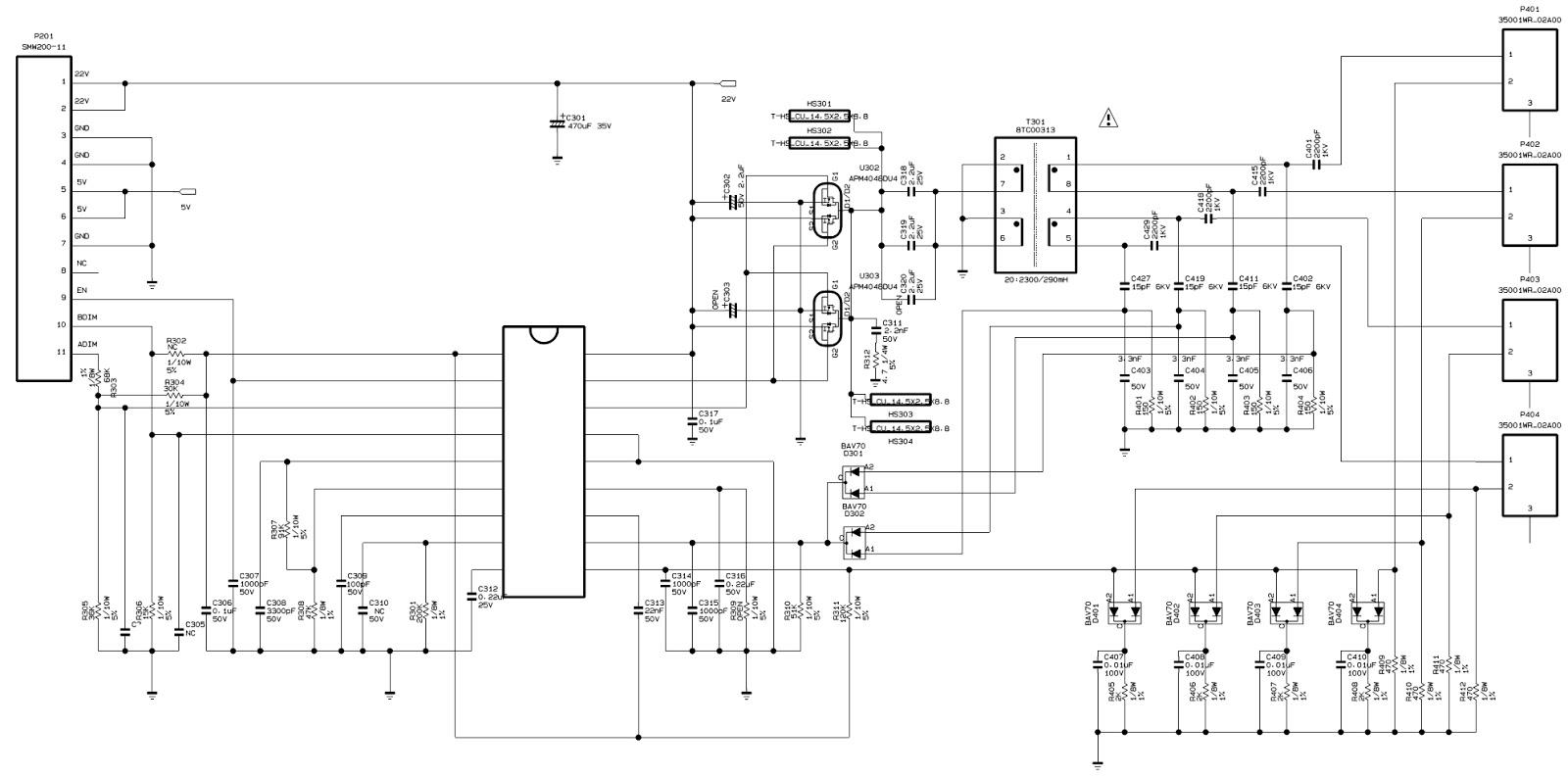 Electro Help  Lg Flatron W2243c - Troubleshooting