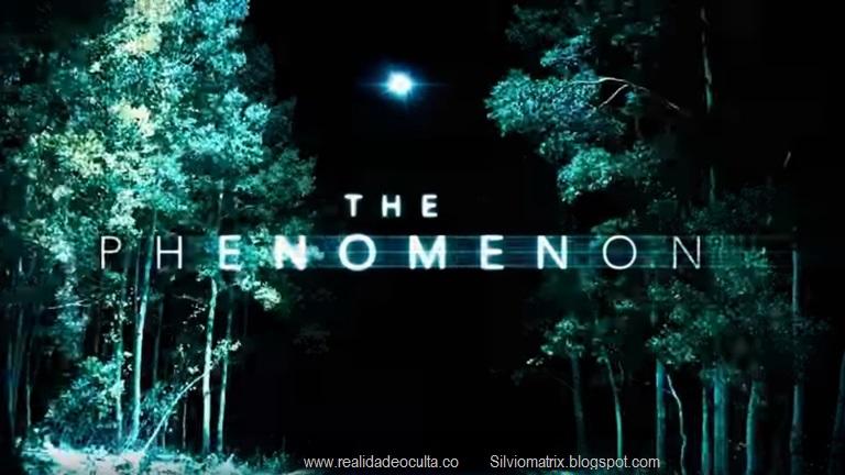 The Phenomenon: Documentário OVNI
