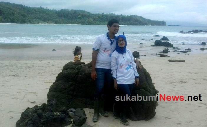 Peresmian Tempat Wisata Pantai Sepang Bupati Lebak Mengajak Masyarakat Untuk Menjaga Keindahan Pantai Sukabuminews