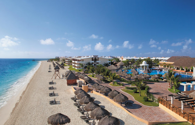 Escape to Now Sapphire Riviera Cancun, a AAA Four Diamond resort located in the heart of the Riviera Maya near Cancun.