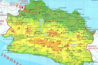 Sejarah Asal usul Terbentuknya Provinsi Jawa Barat, Indonesia