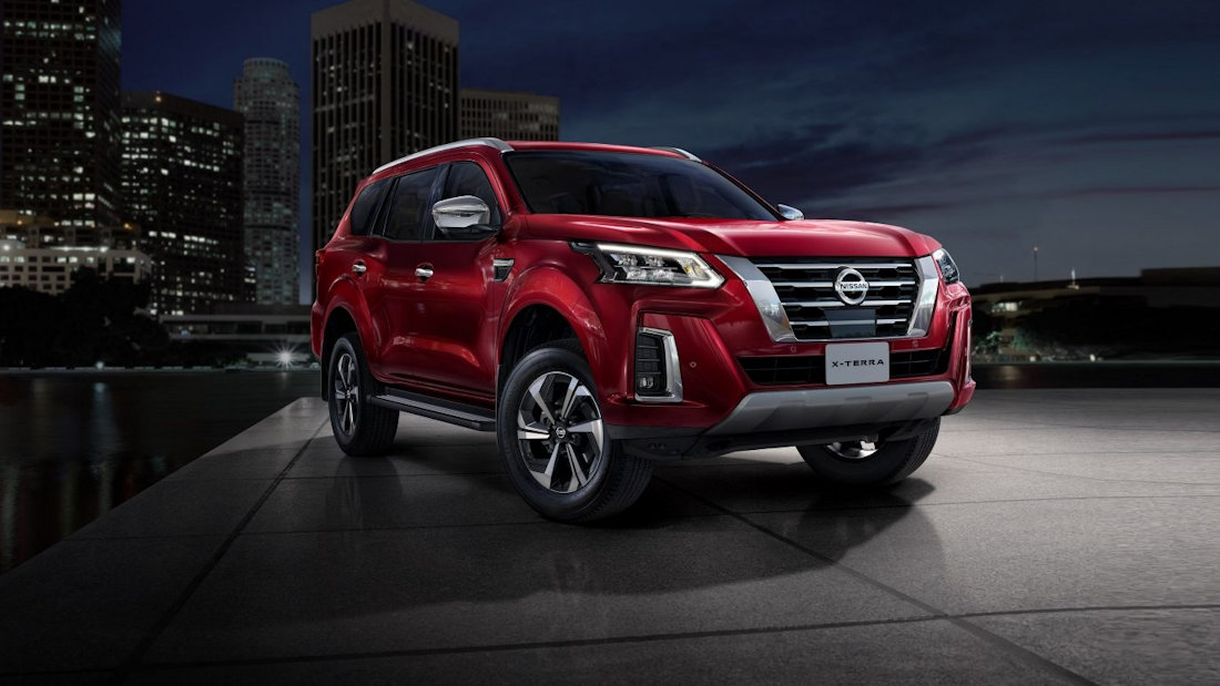 nissan introduces the 2021 terra | carguide.ph