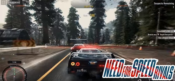 Need For Speed Rivals - Screenshot 3