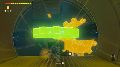 clockwork puzzle in legend of zelda breath of the wild screenshot