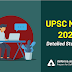 UPSC NDA 1 2020 Detailed Study Plan
