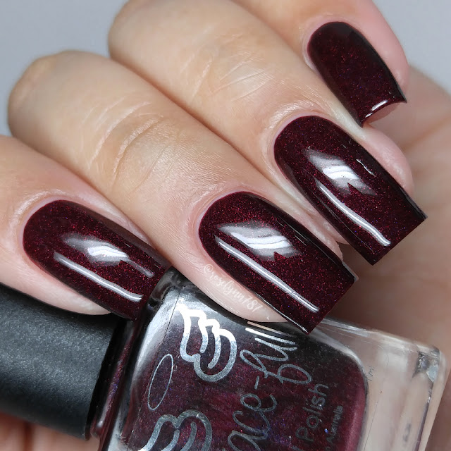 Grace-Full Nail Polish - Vamp Vixen