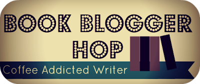 Book Blogger Hop - Aug. 30th - Sept. 5th