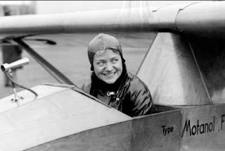 Hanna Reitsch, la célebre aviadora alemana