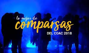Los 🎭MEJORES PASODOBLES🎭 de Cuartos de Comparsas del COAC 2018 del Carnaval de Cadiz