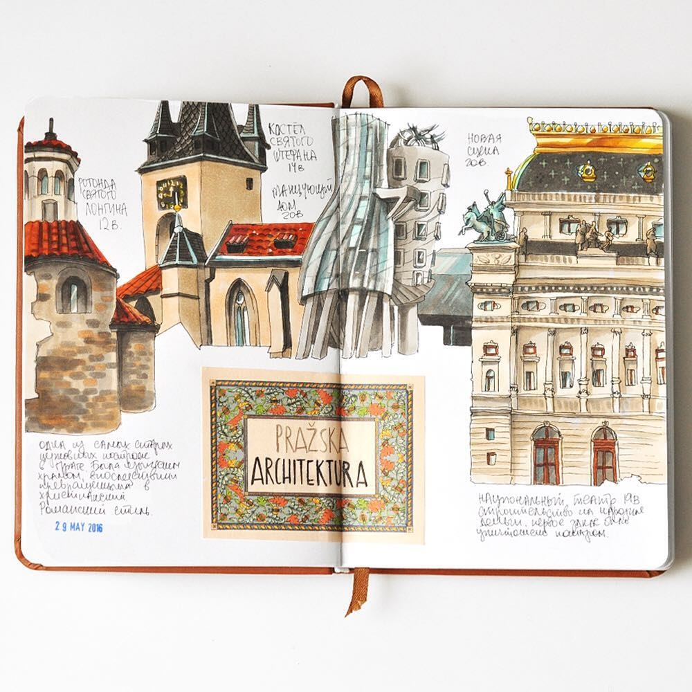04-Prazska-Architektura-Anna-Rastorgueva-Architecture-Travel-Journal-Urban-Sketches-Illustrations-www-designstack-co
